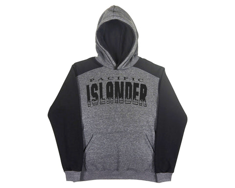Pacific Islander Wavy Hoodies (Two Tone)