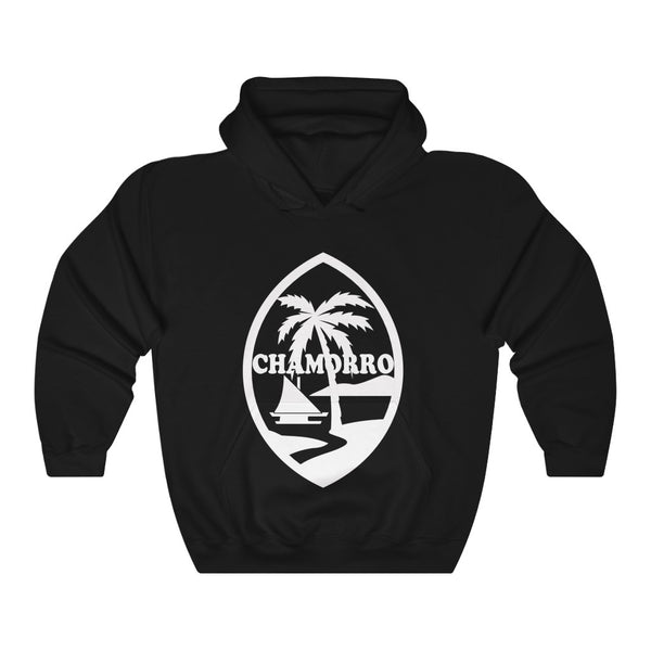 Chamorro Palm Unisex Heavy Blend™ Hooded Sweatshirt