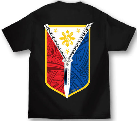 BALISONG SHIELD TEE SHIRT