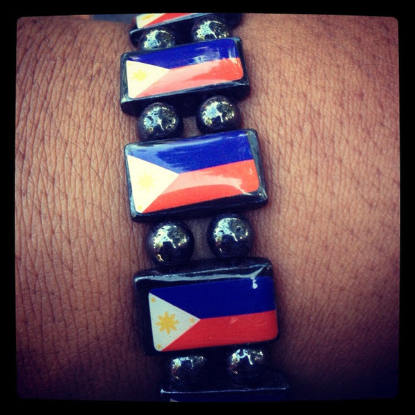 12 Flag Philippine Flag Bracelet Buy One Get One Free