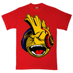 PNOISE YOUTH RED TEES