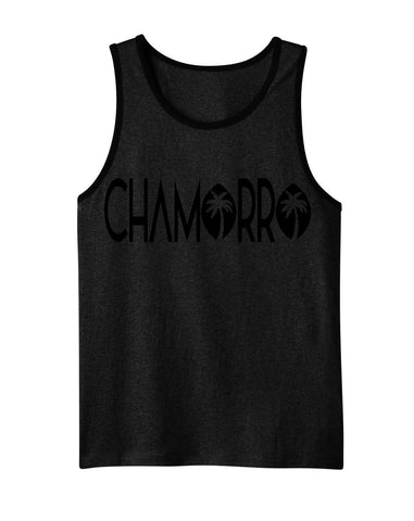 Chamorro Palms Tank Tops