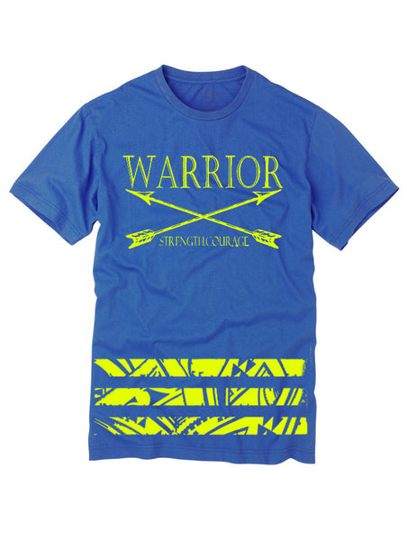 A Warriors Tribal Bar Tee (sold out)