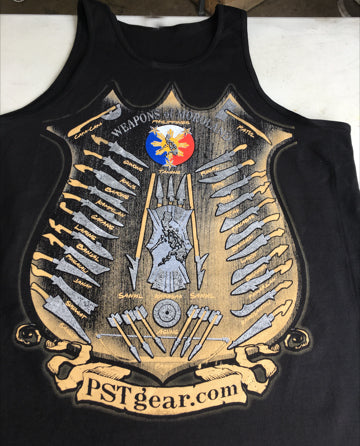 3 STARS AND SUN WEAPONS OF MOROLAND TANK TOP