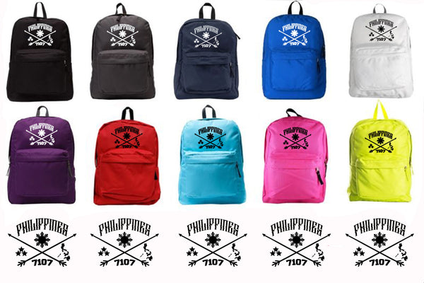 A Philippines 7107 Elements Backpack Collection