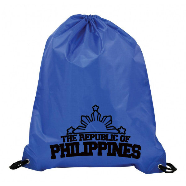Republic of the Philippines Gym Bag