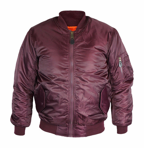 Bomber Mens Jacket