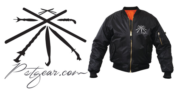 PI Swords Bomber Mens Jacket