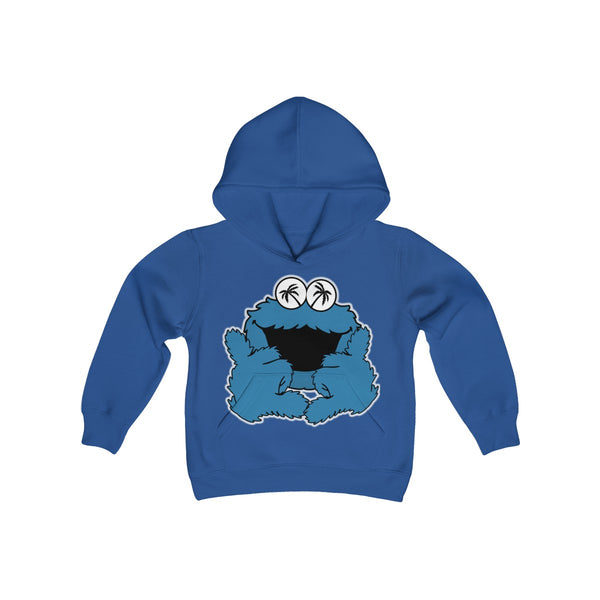 Shaka Monster Youth Heavy Blend Hooded Sweatshirt