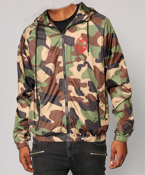 Guam Camo Track Jacket Limited Edition