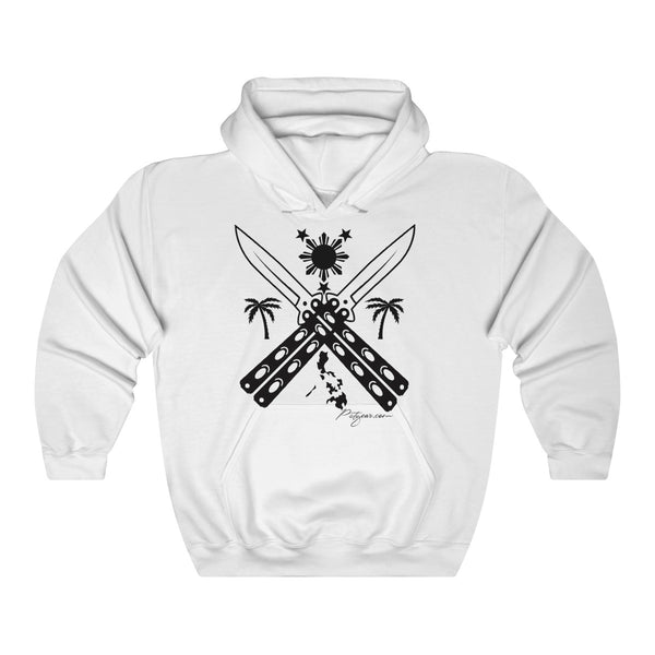 Balisong Paradise Unisex Heavy Blend™ Hooded Sweatshirt