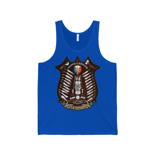 Weapons of Moroland Tank Top