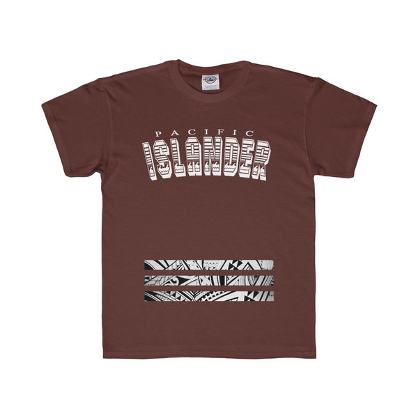 Pacific Islander Tribal Bar Tee for kids