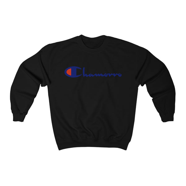 Chamorro Unisex Heavy Blend™ Crewneck Sweatshirt