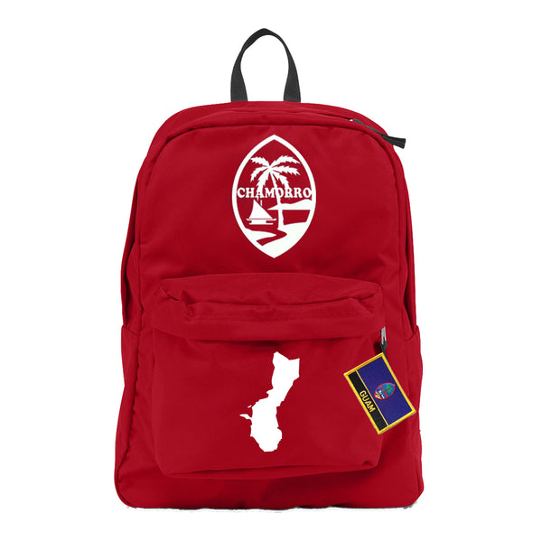 Chamorro Seal Backpack Collection