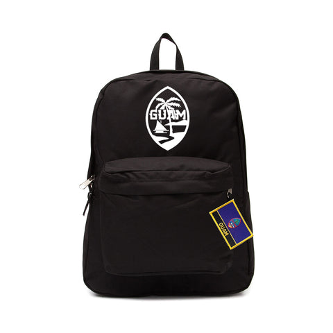 Guam Seal Backpack Collection