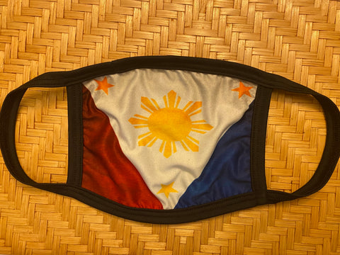 A Philippine Flag Protective Dust masks (Limited Edition)
