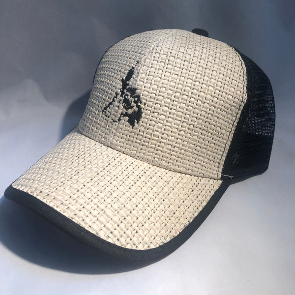 Philippines 7107 Islands White BANIG Trucker