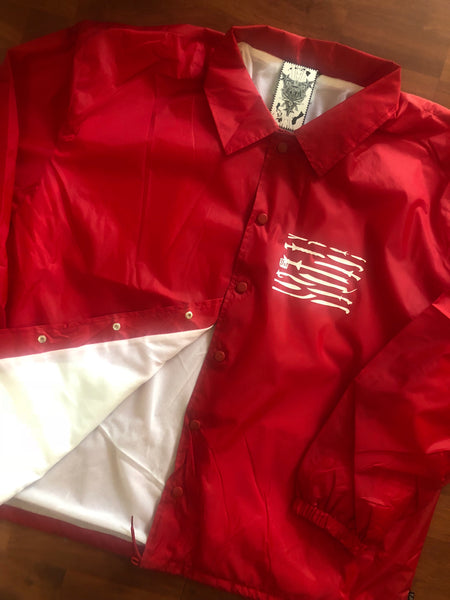 Swords of the Philippines  Windbreaker Jacket Limited Edition