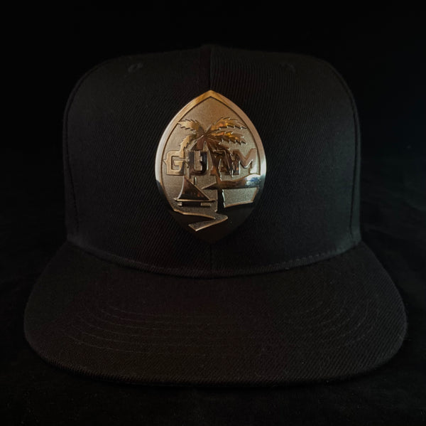 GUAM STEEL FITTED HATS