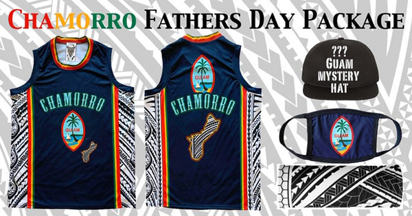 Fathers Day Package Chamorro Jersey