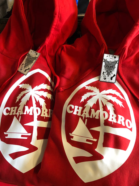 CHAMORRO PALM HOODY