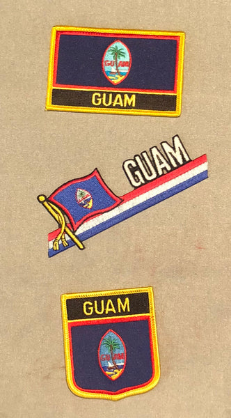 Guam Patch Collection