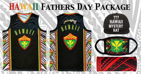 Fathers Day Package Hawaii Kanaka Jersey Pre-Order