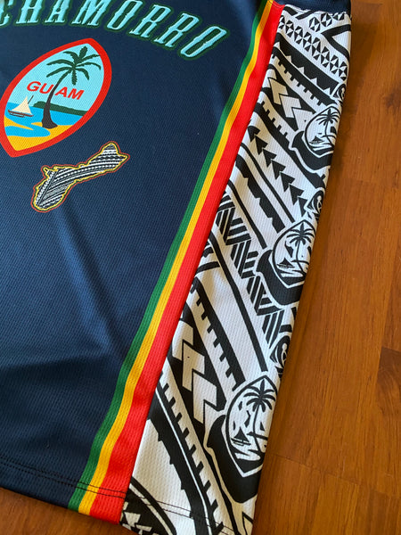 Chamorro Guam Tribal 2020 Jersey
