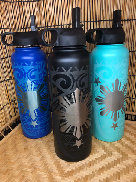 Philippines Tribal Flasks