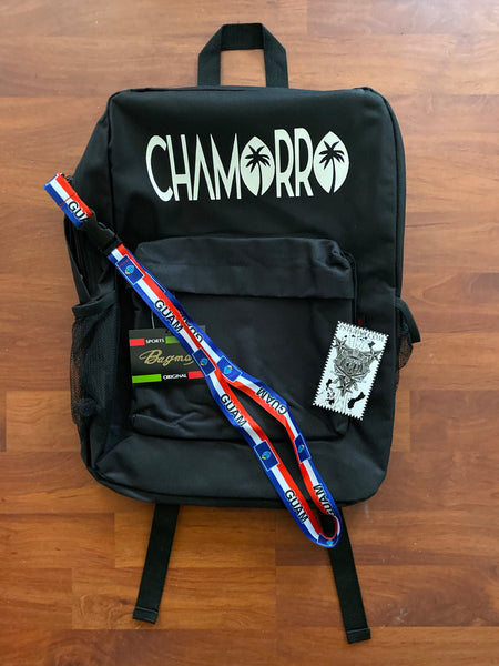 CHAMORRO Palms BACKPACK