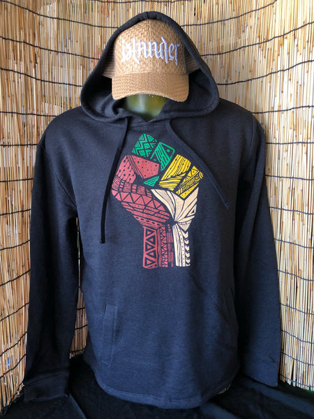 Tribal Fist Hoodies