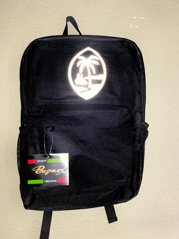 A Reflective Guam Islander Backpack Collection