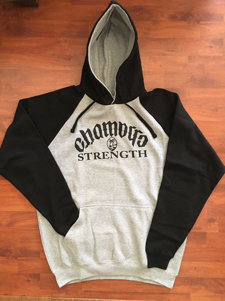Chamorro Strength Hoodies (Two Tone)