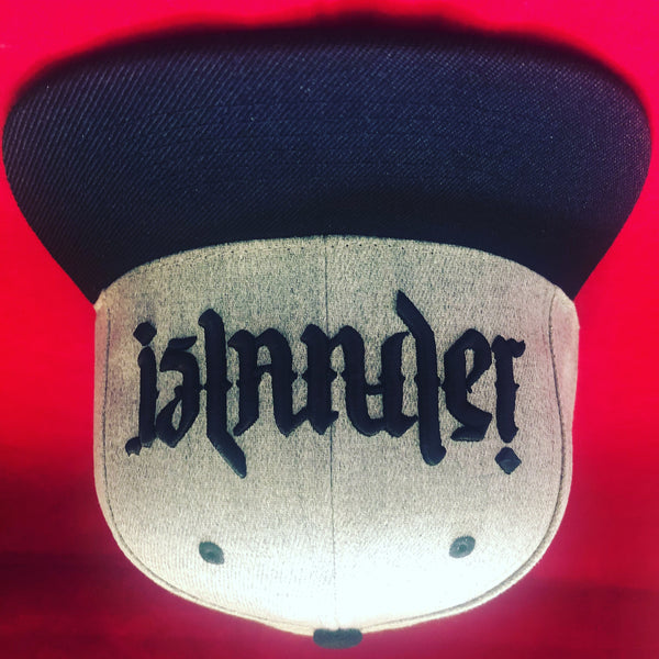 Islander 180 BLACK AND GRAYS