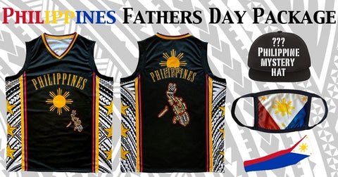 Fathers Day Package Philippines Tribal Sun Jersey Pre-Order