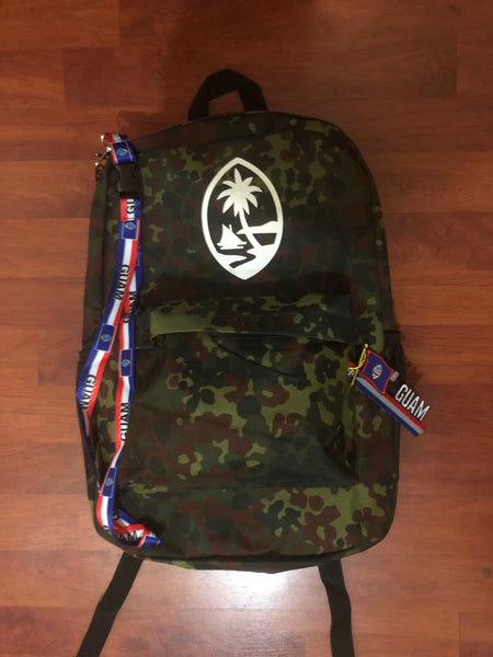A Guam Islander Backpack Collection