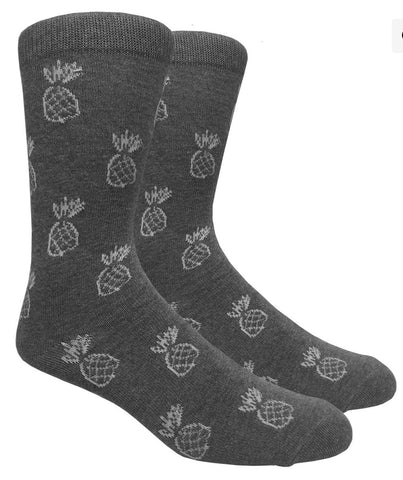 A PINEAPPLE SOCK (Gray)
