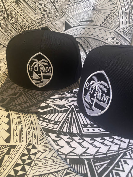 GUAM TRIBAL BRIM Release LIMITED 100 Hats