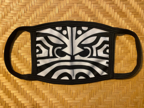 Tribal Face Protection Mask