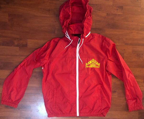 Hawaiian Mauna Kea Strength Zip Up Jackets