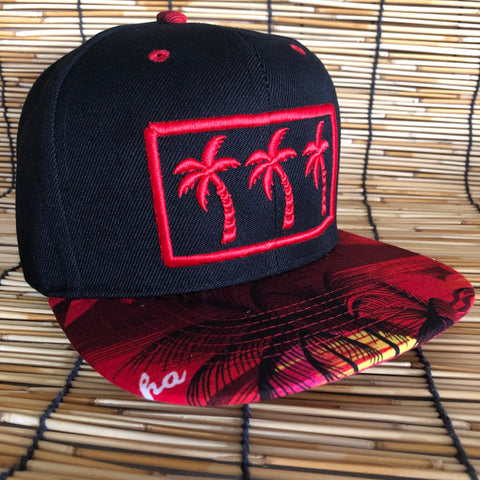 3 PALMS GOLDEN STATE LIMITED SNAPBACKS