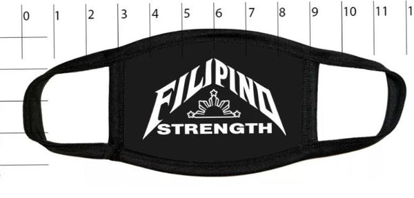 Filipino Strength Protective dust masks