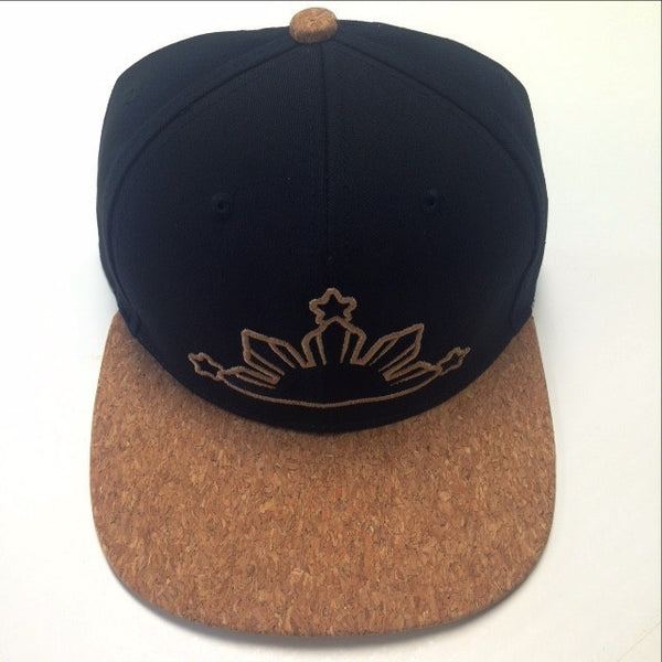 3 STARS AND SUN CORKBOARD BRIM