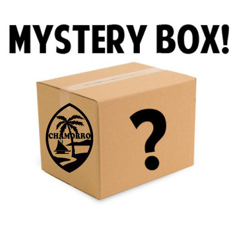 A Mens Chamorro Mystery Box