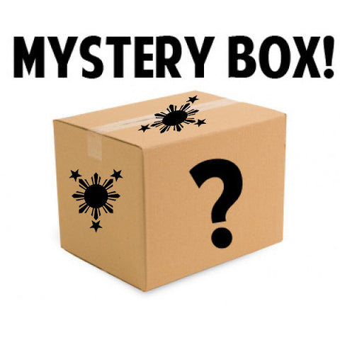 A Mens Pinoy Mystery Box