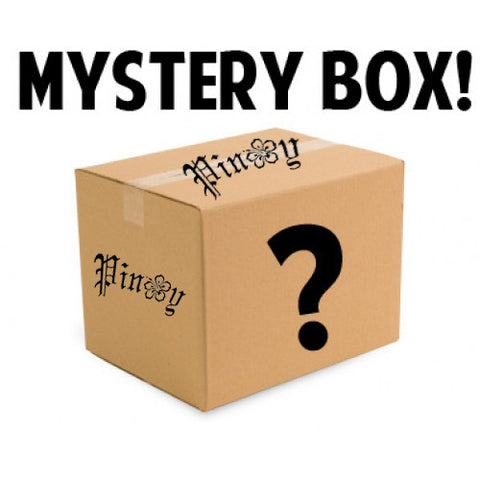 A Womens Pinay Mystery Box