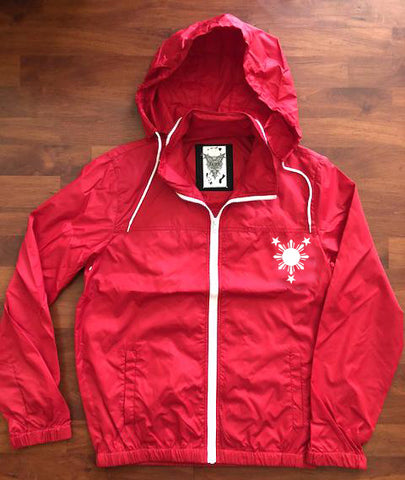 3 Stars and Sun Zip Up Jackets