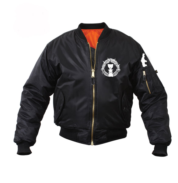 Saipan Bomber Mens Jacket