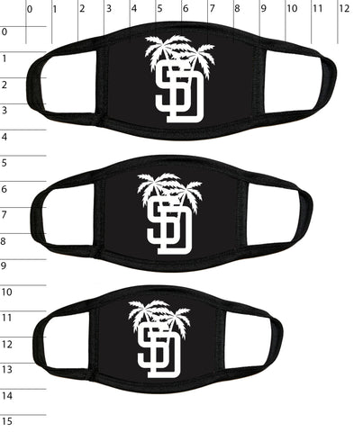 SD Palms Protective Dust masks